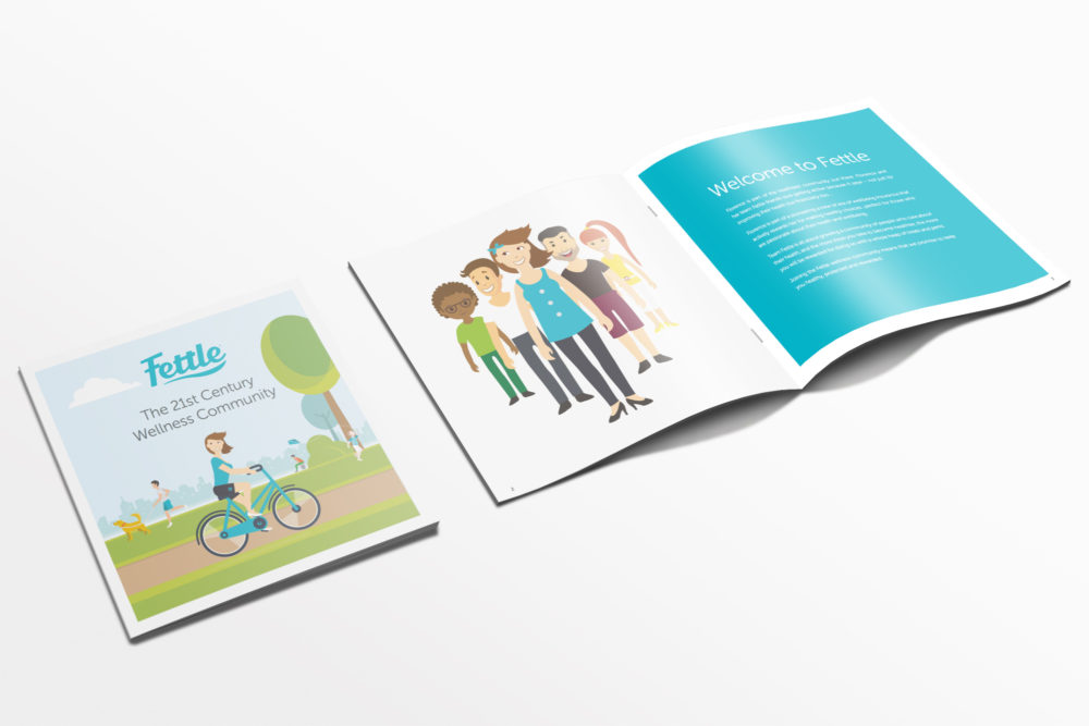 Brochure Design - Eastbourne, East Sussex